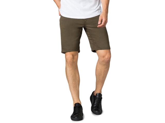 DUER No Sweat Shorts Men army green